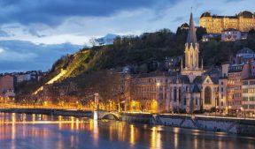 Business trip Lyon